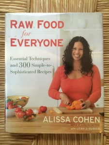 Raw Food For Everyone by Alissa Cohen