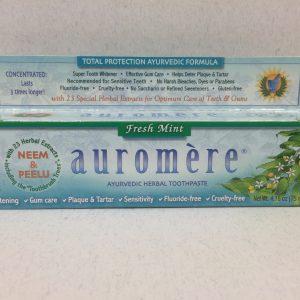 Fresh Mint Toothpaste