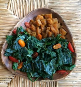 kale salad and sweet potatoes_911287592286658_7838510275234625028_n